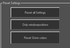 Fig.99 tab reset settings